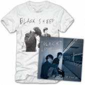 Combo Pack (CD and T-Shirt)