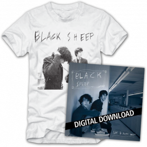 Combo Pack (Digital CD and T-Shirt)